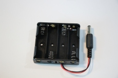 Battery Pack for Arduino